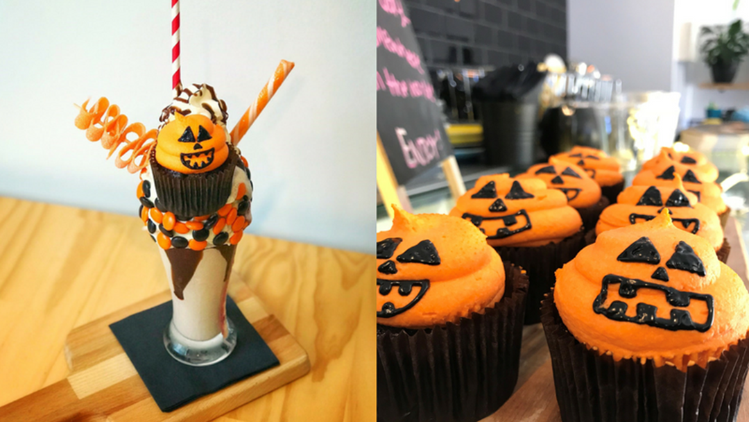 Halloween shakes are taking over the Coast!
