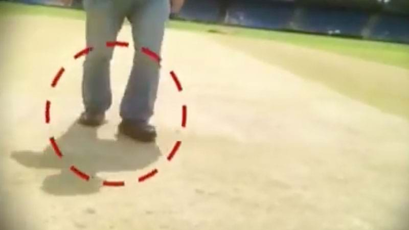 Article heading image for Indian Test Curator Sacked After Being Caught Red Handed In Pitch Tampering Scandal