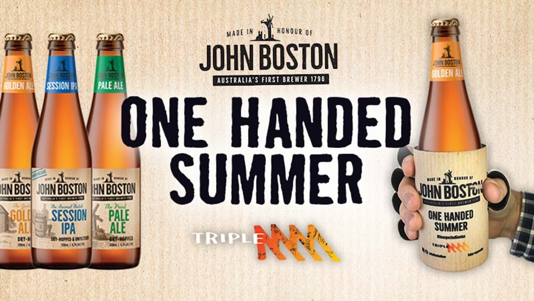 John Boston's One Handed Summer