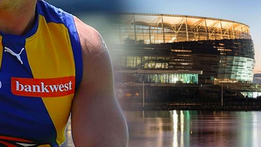 Reaction To The Big News West Coast Will Get Perth Stadium First