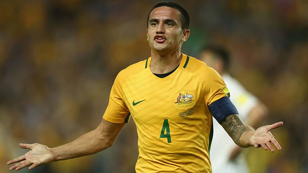 Tim Cahill Has Blown The Whistle On His Soccer Career
