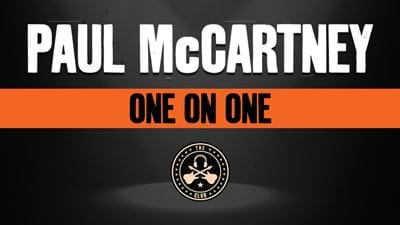 Win Tickets To Paul McCartney's Aussie Tour!
