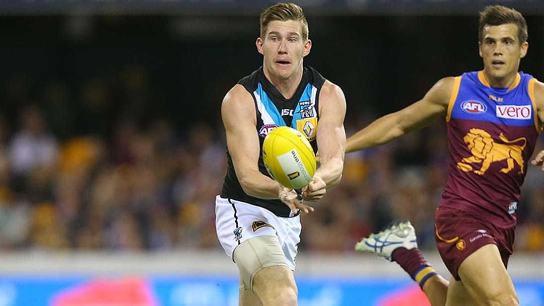 Port Adelaide Delist Three Players