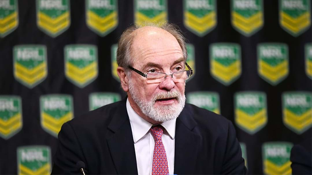 NRL Clubs Call Emergency Meeting To Decide Grant's Fate