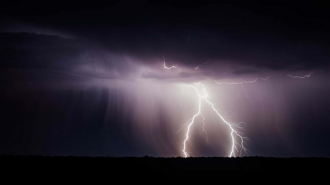 3 of the craziest storms on the GC caught on camera