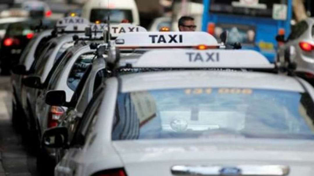 Newcastle Taxi Driver Robbed By Passenger