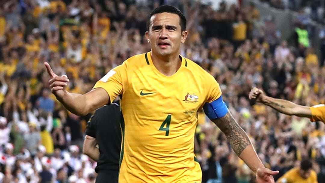 Tim Cahill Is Reportedly Training With Sydney FC
