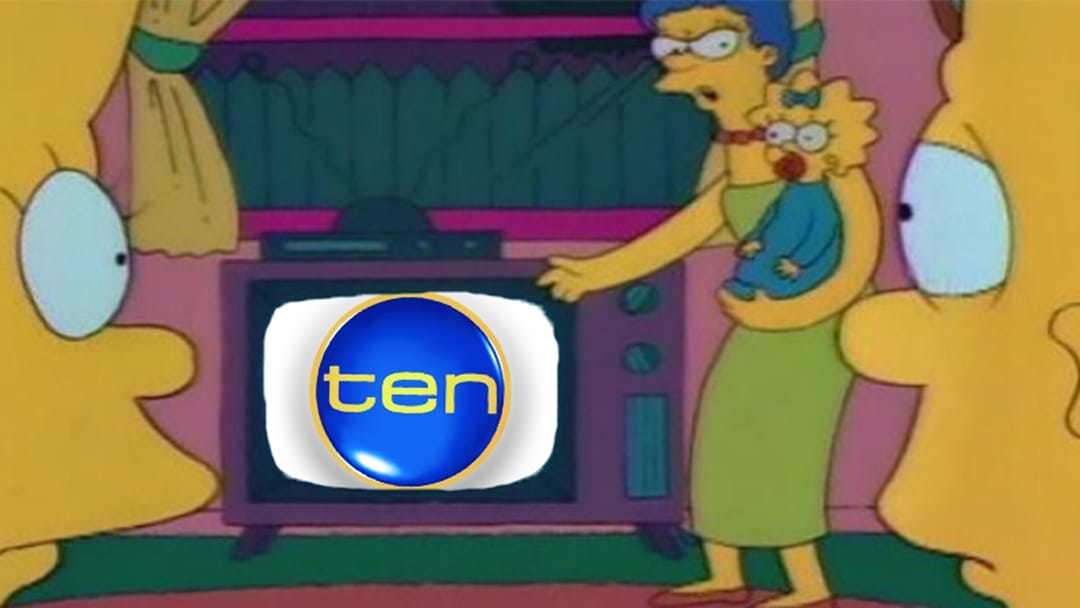 Channel 10 Has Officially Lost The Rights To Broadcast The Simpsons