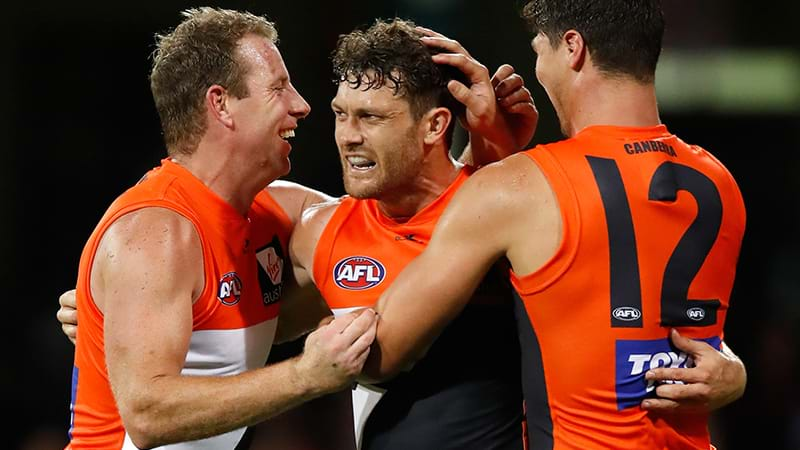 Article heading image for GWS Veteran Delisted