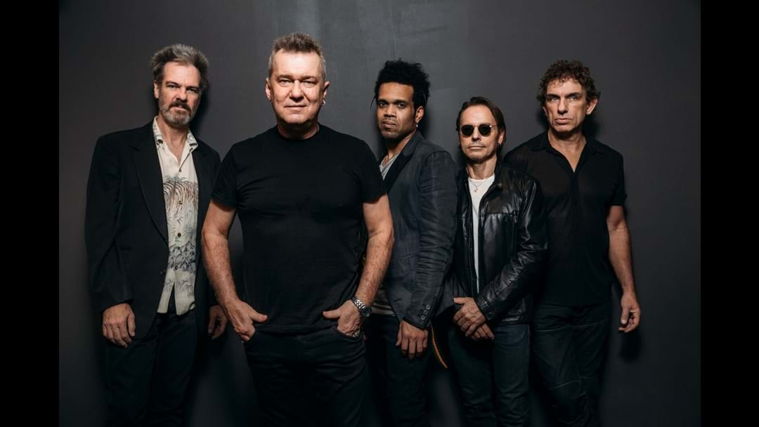"COLD CHISEL TO HEADLINE SPECIAL  ONE-OFF ""MADE IN SA"" CONCERT!"