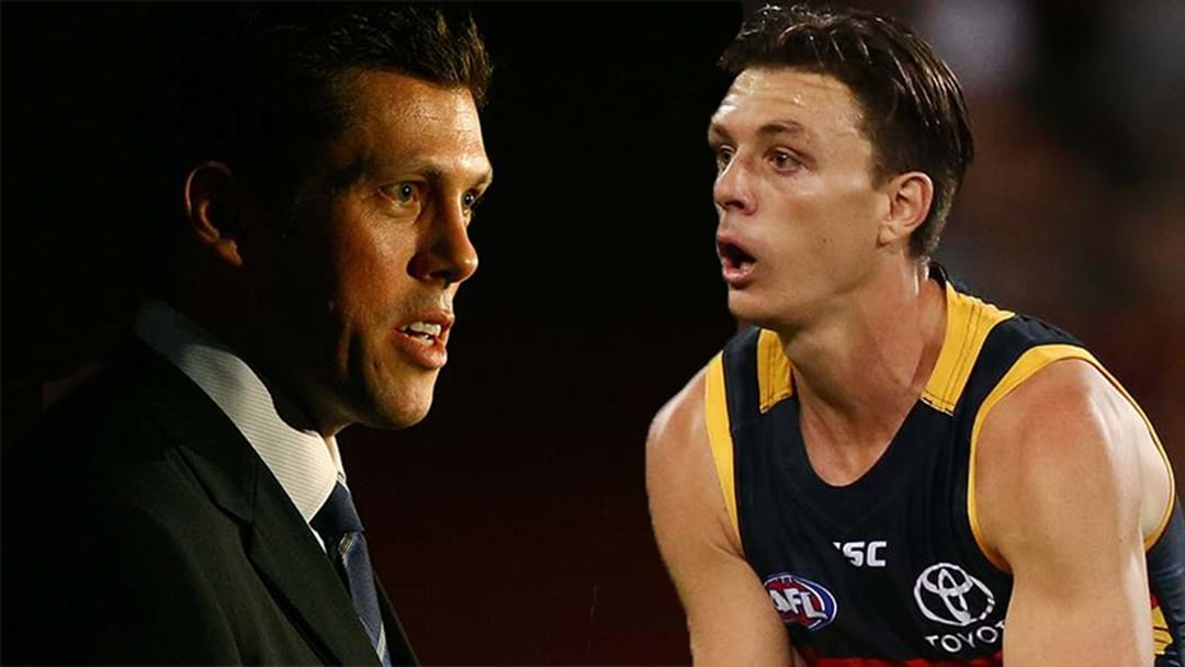 Andrew Fagan Sheds Light On Jake Lever's No Show At Crow's B&F