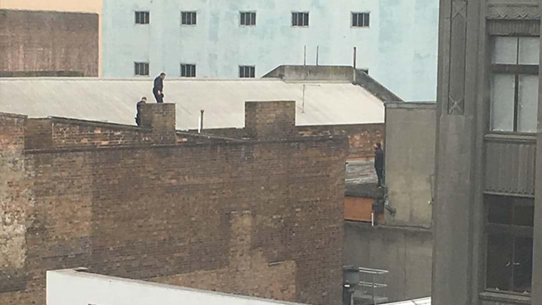 Burglar On The Loose In Melbourne's CBD