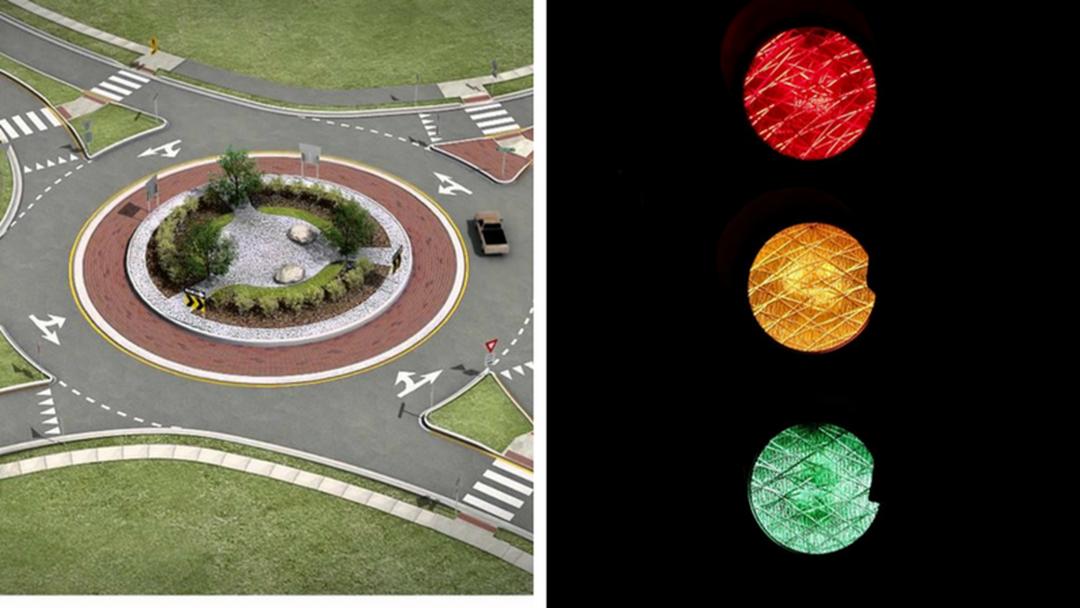 Roundabout VS Traffic Lights