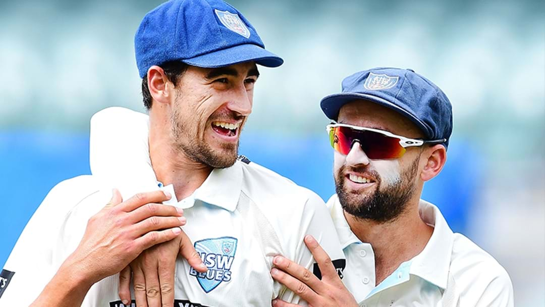 NSW's Ridiculous Sheffield Shield Squad Just Got Even Better