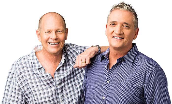 Scott & Andrew