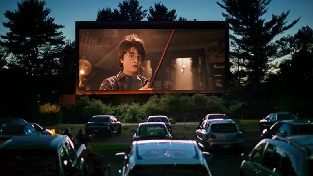 Yatala Drive-In to host an epic Harry Potter marathon at this years Potterfest