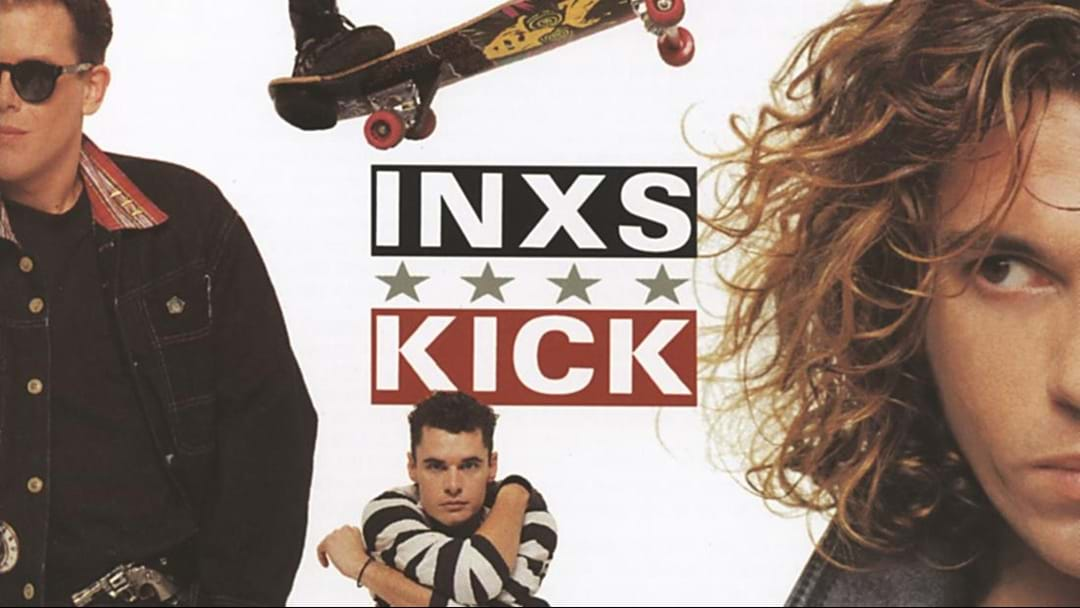 INXS KICK 30th Anniversary Exclusive
