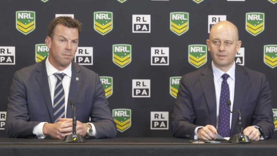 NRL And RLPA Agree On A Monster $980 Million Pay Deal