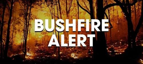 Article heading image for BUSHFIRE ALL CLEAR: 18kms north-west of Westdale in the Shire of Beverley