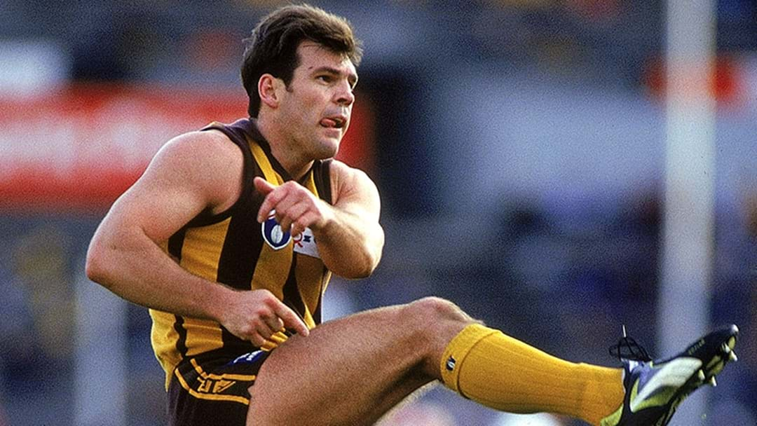 Jason Dunstall Elevated To Legend Status In The Queensland Sports Hall Of Fame