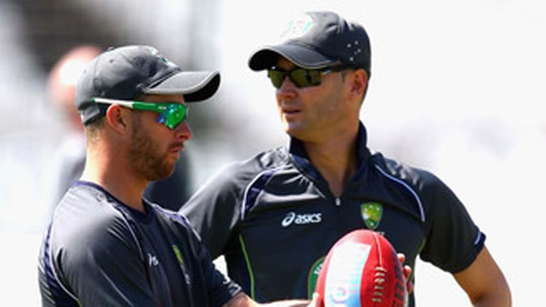 Michael Clarke Backs Matthew Wade For Ashes Wicket-Keeper Spot