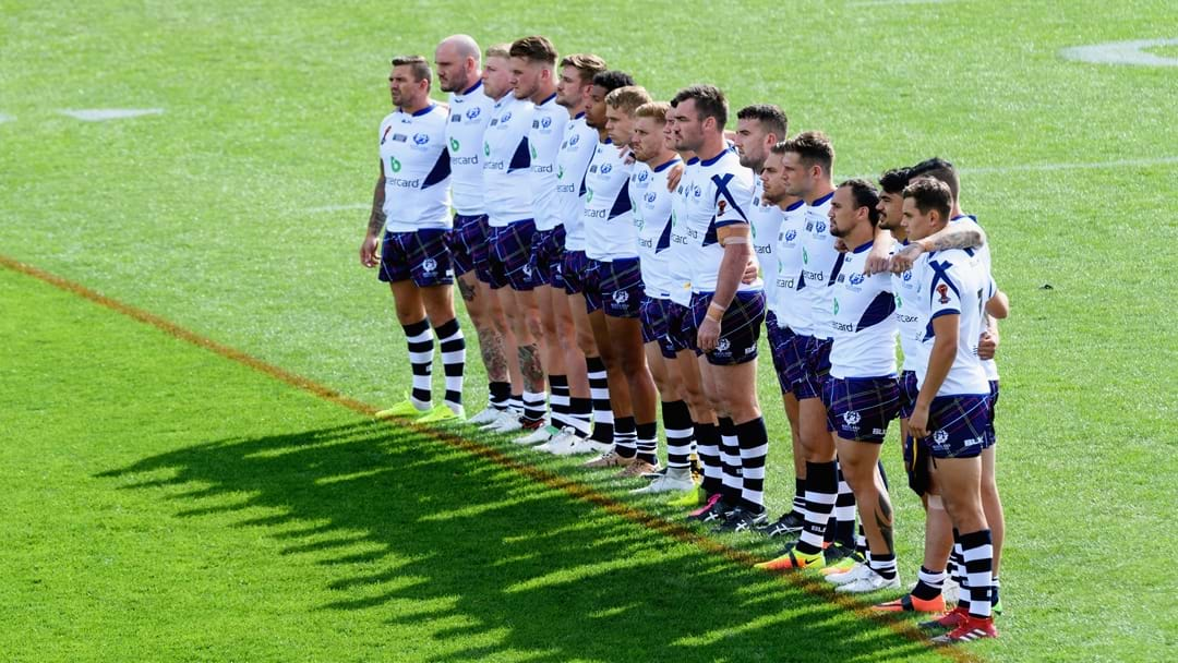 Three Scotland Players Stood Down For Being Intoxicated Before A Flight