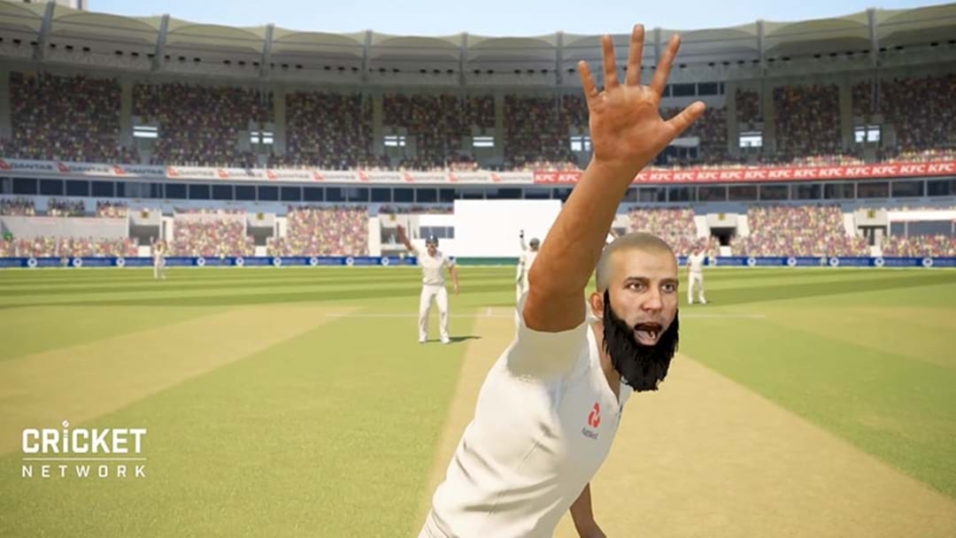 Some Gameplay Footage Of The New Ashes Cricket Game Has Been Released