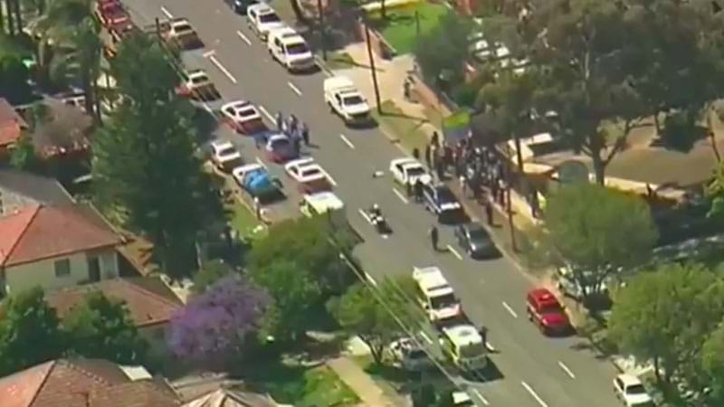 A Car Has Driven Into A Sydney School, Injuring Several Children