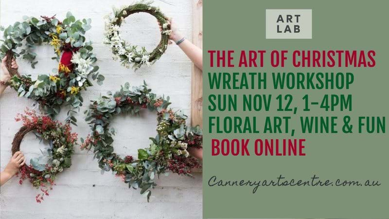 Article heading image for Wreath Workshop