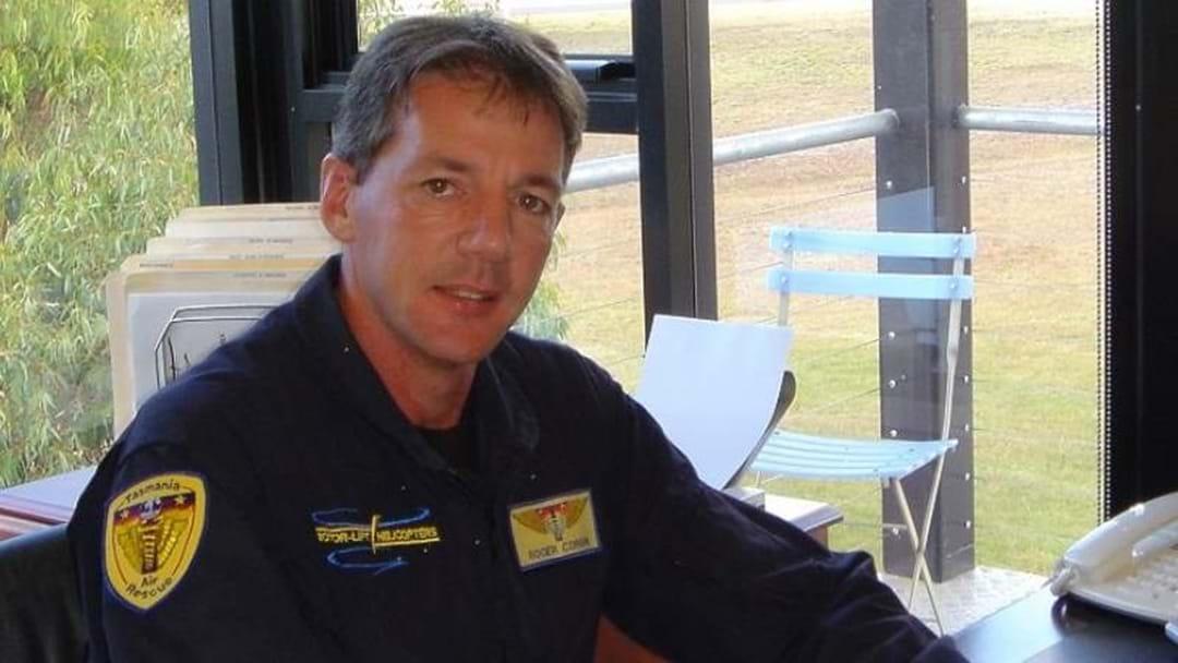 Police name Helicopter Crash Victim