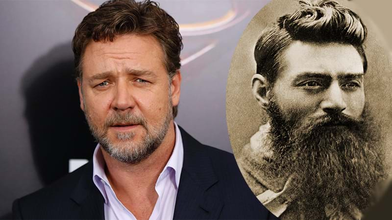 russell crowe to star in new ned kelly film. Black Bedroom Furniture Sets. Home Design Ideas
