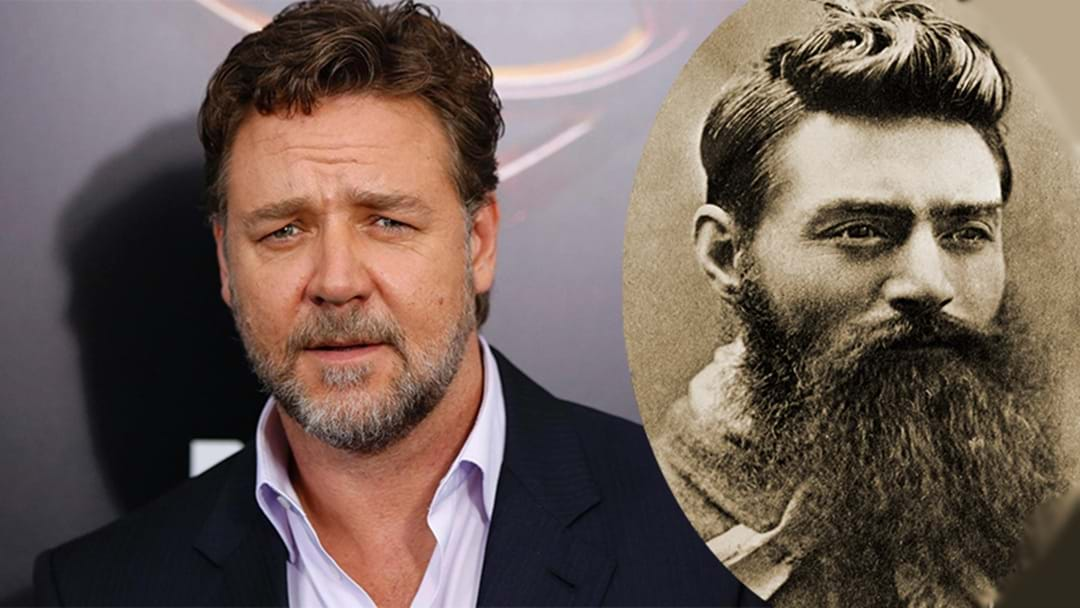 Russell Crowe To Star In New Ned Kelly Film
