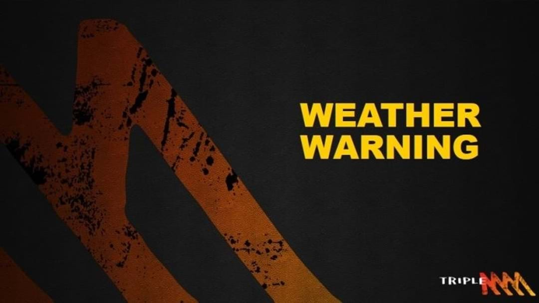 Severe Weather and Flood Warning
