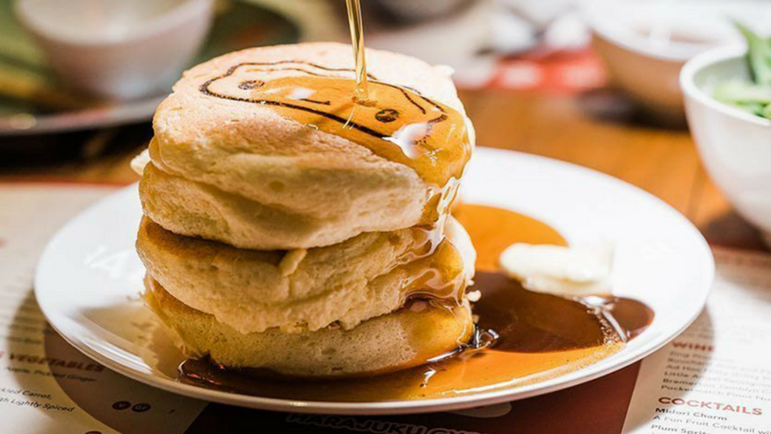 A famous breed of pancakes will land on the Coast this weekend