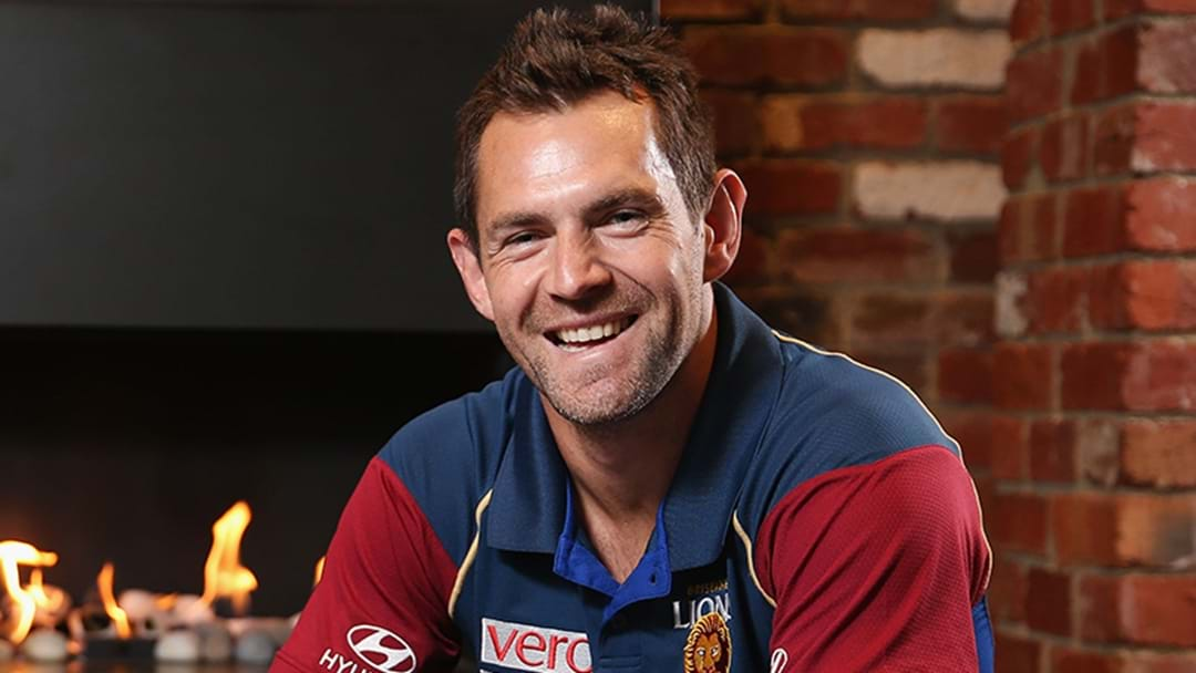 Luke Hodge And Charlie Cameron Pick Their Jumper Numbers