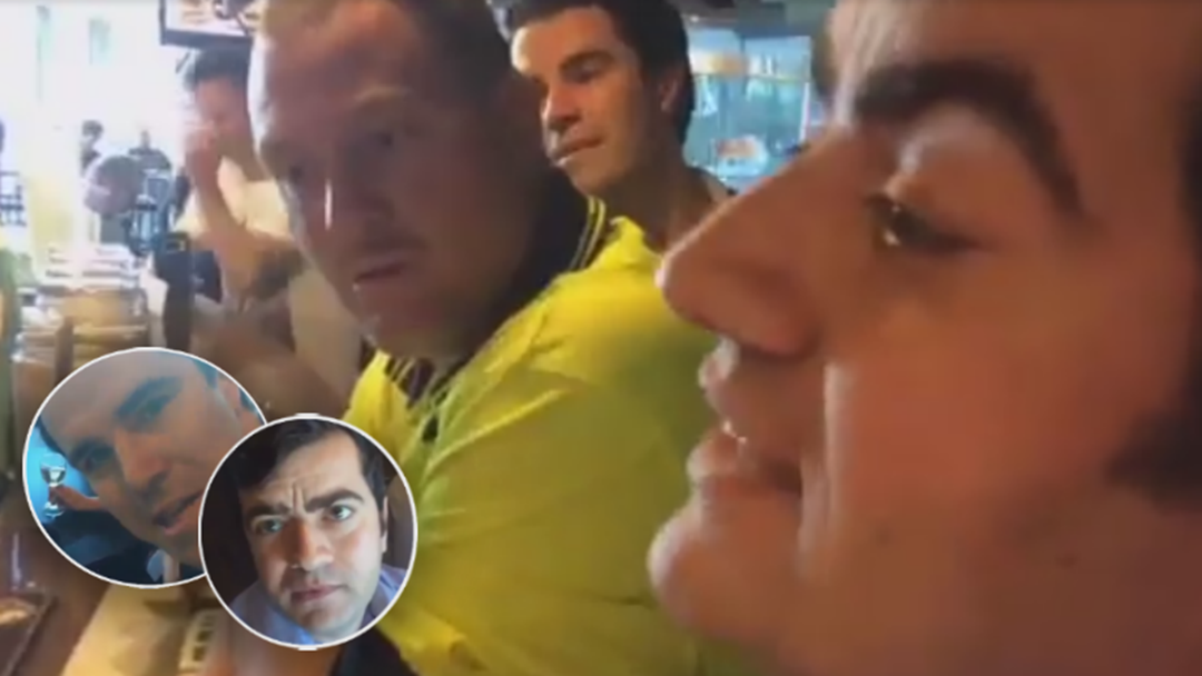 'You Terrorist': Sickening Racist Attack On Labor MP Caught On Camera