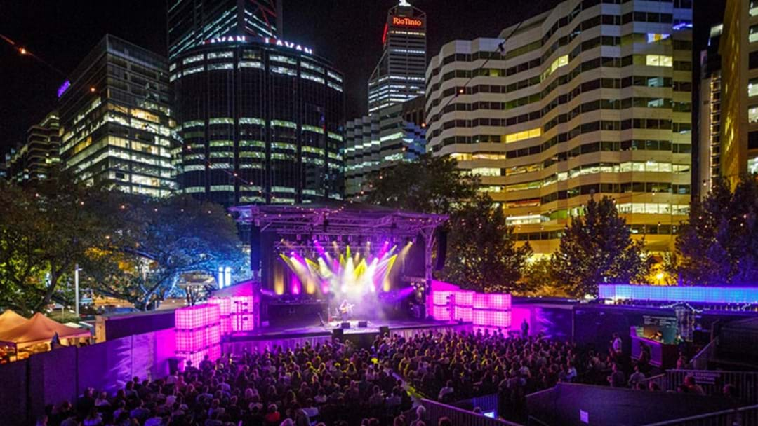 Next Year's Perth Festival Lineup Just Announced