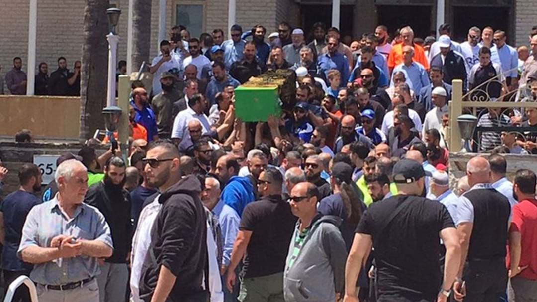 Mourners Gather For Funeral Of Greenacre School Crash Victim