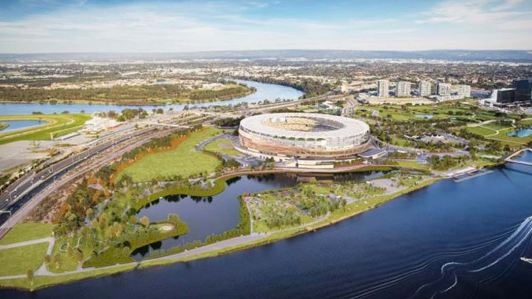 Perth Stadium Open Day Gets More Tickets Allocated