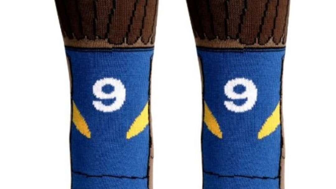 For The Eagles Fan Who Has Everything... NIC NAT SOCKS!