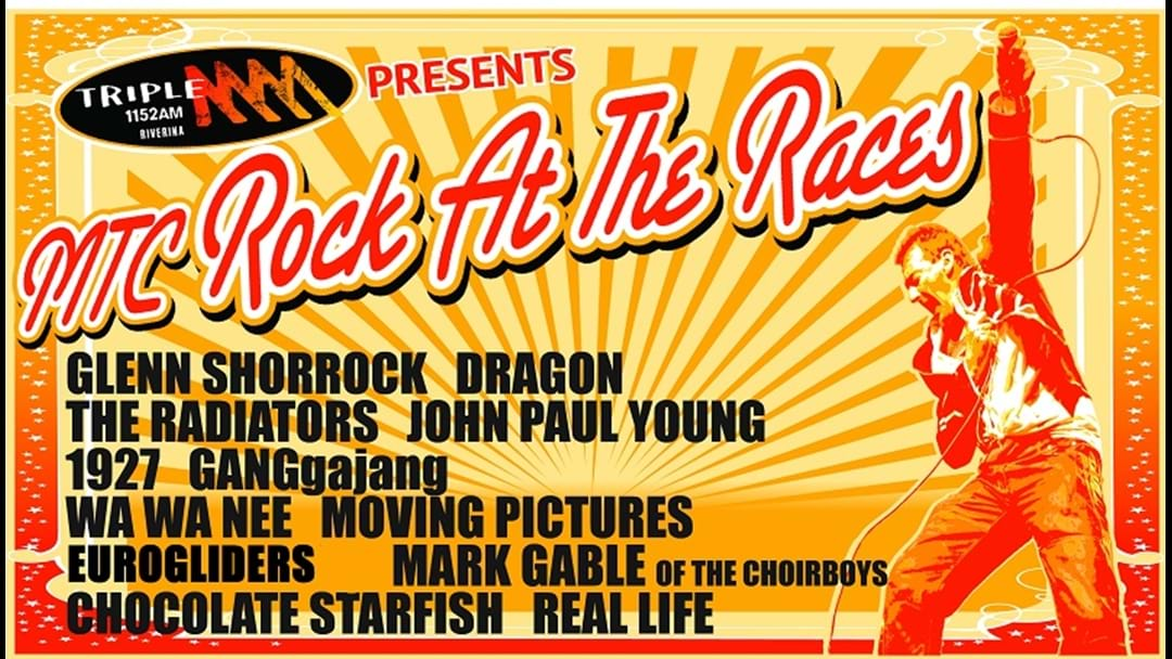 Rock at the Races Details