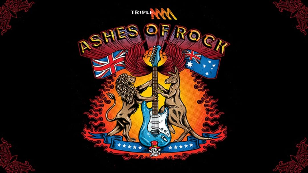 Triple M's Ashes Of Rock Day Eight - VOTE HERE!