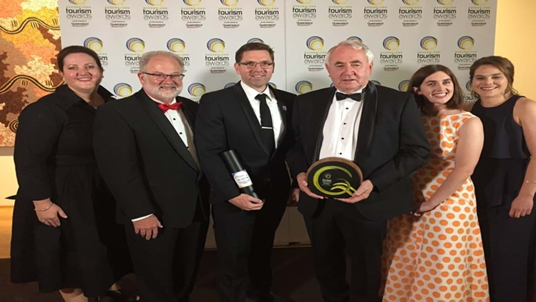 Toowoomba Carnival of Flowers takes Out Gold at Prestigious Queensland Tourism Awards