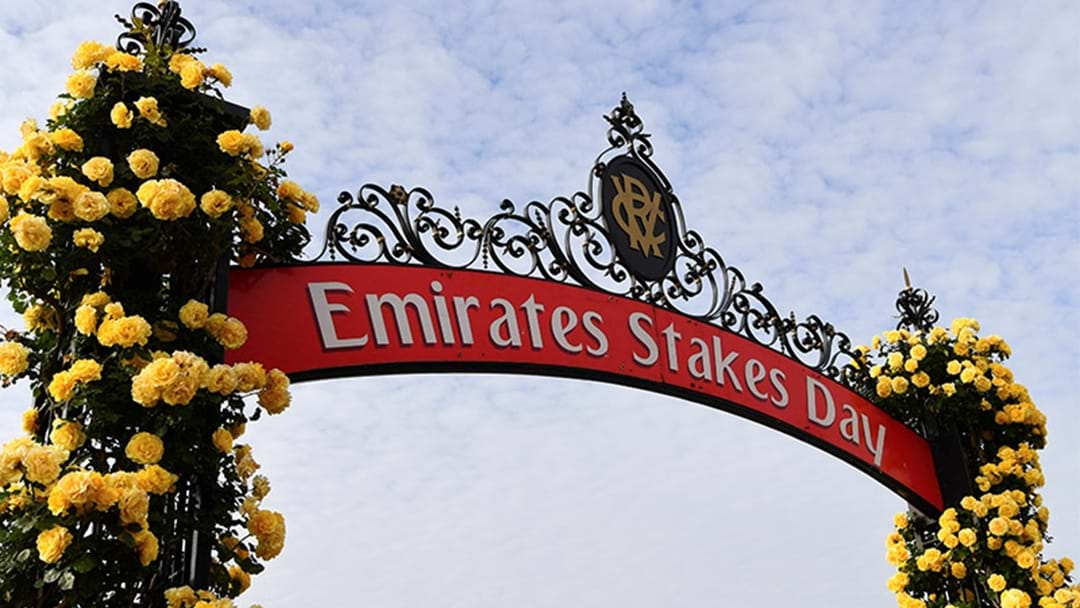 Nick Quinn Gives His Tips For Stakes Day