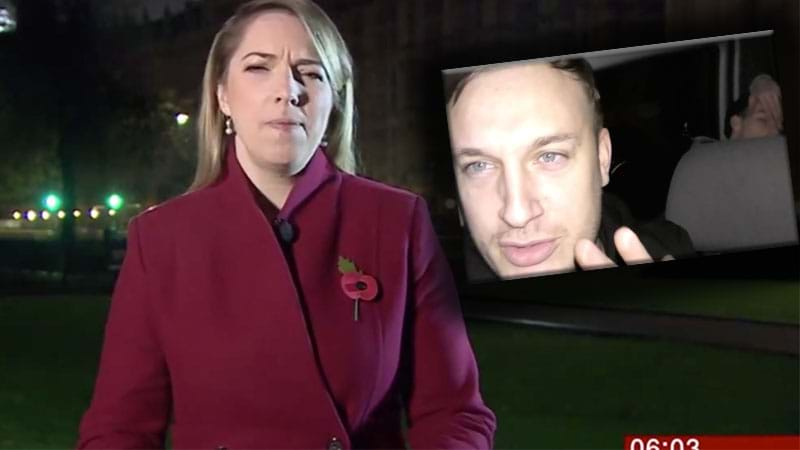Article heading image for English Blokes Troll Journalist With Sex Noises During Live TV Cross