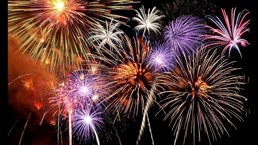 Townsville NYE Fireworks Info