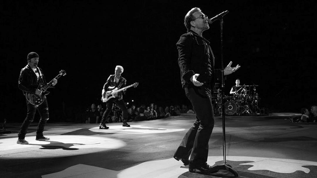 U2 Tell 60 Minutes They're Coming To Australia