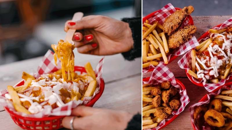 lord of da fries Our delicious range of vegetarian fast food puts us among some of the best vegan and vegetarian restaurants in australia browse our scrumptious menu here.