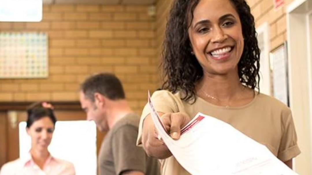 Pre-Polling For State Election Is Now Open If You Want To Beat The Queues