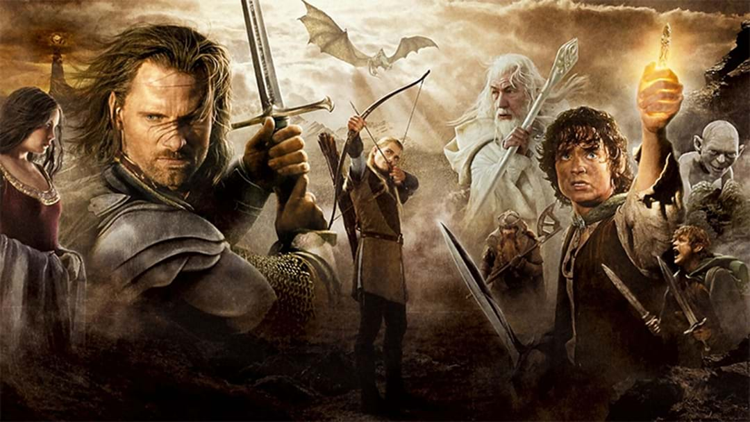 A 'Lord Of The Rings' TV Series Is On The Way